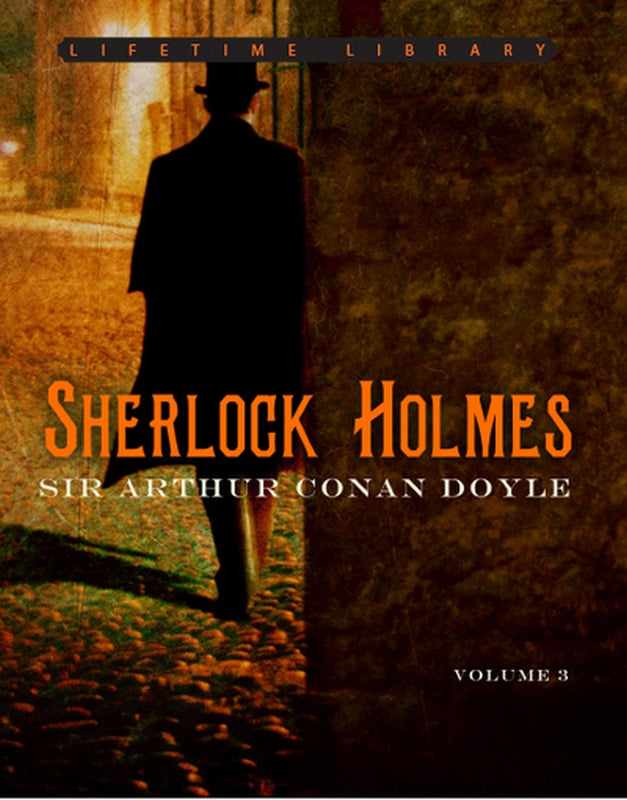 The Return of Sherlock Holmes and The Valley of Fear by Sir Arthur Conan Doyle