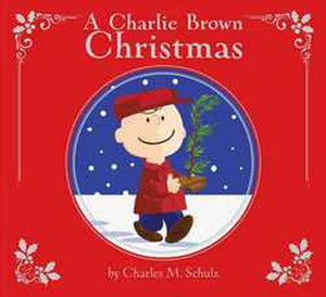 Peanuts A Charlie Brown Christmas Deluxe Edition Book by Charles M. Schulz