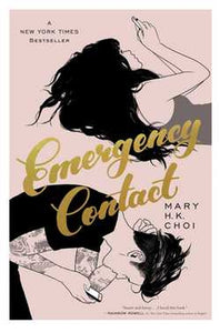 The Emergency Contact by Mary H. K. HK Choi Hardcover Hardback Book Novel