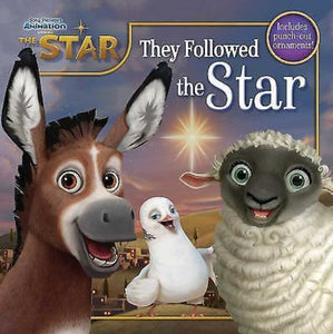 The Star Movie They Followed the Star Paperback Childrens Christmas Book