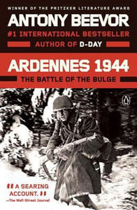 Ardennes 1944: The Battle of the Bulge Buldge WW2 Book by Anthony Antony Beevor