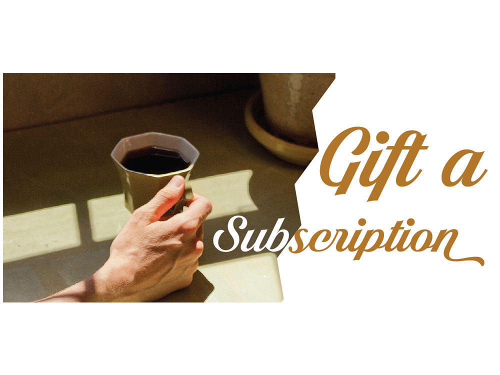 How To Gift a Coffee Subscription