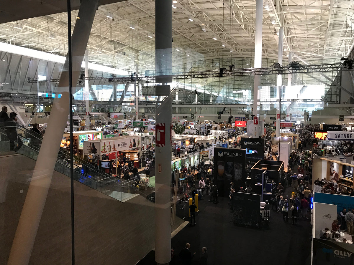 Trevor Shares His Experience of the 2019 Specialty Coffee Expo