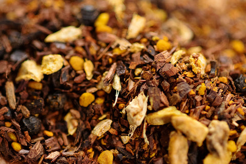 Petals Organic Turmeric Comfort loose leaf tea - by Homestead Coffee Roasters