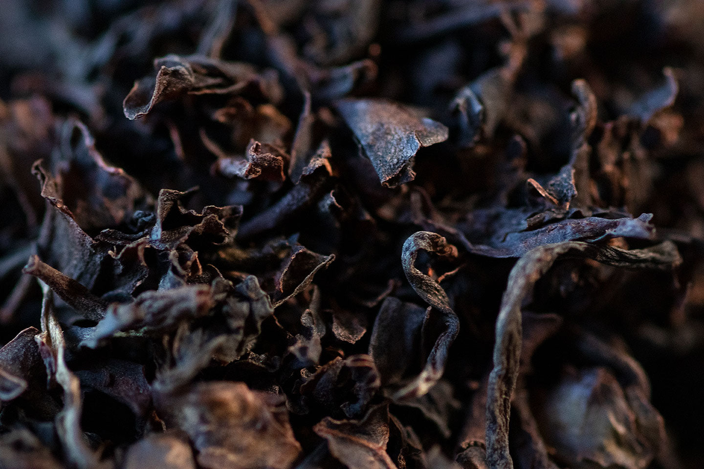 Organic Korakundah Decaf Black Loose Leaf Tea