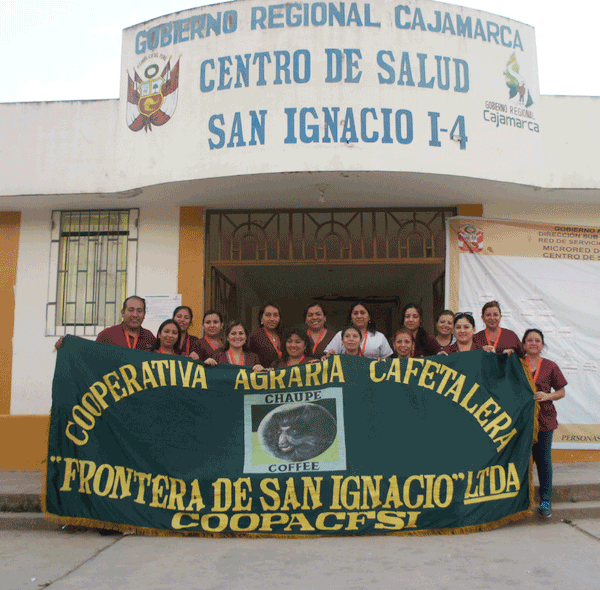 Specialty coffee from Las Damas de San Ignacio women's cooperative in Peru
