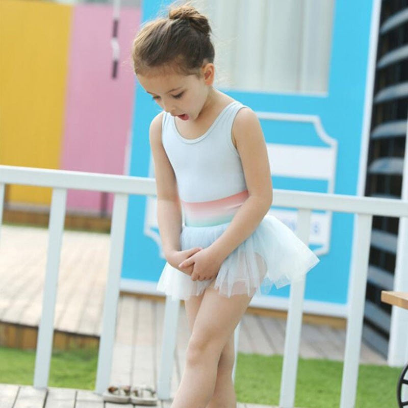 029c3727e5 ... New Sweet Princess Ballerina Tulle Skirted One-Piece Swimsuit  S-XL-Loluxe