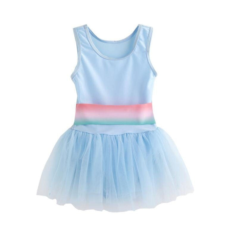 88b1ec75a2 ... New Sweet Princess Ballerina Tulle Skirted One-Piece Swimsuit  S-XL-Loluxe ...