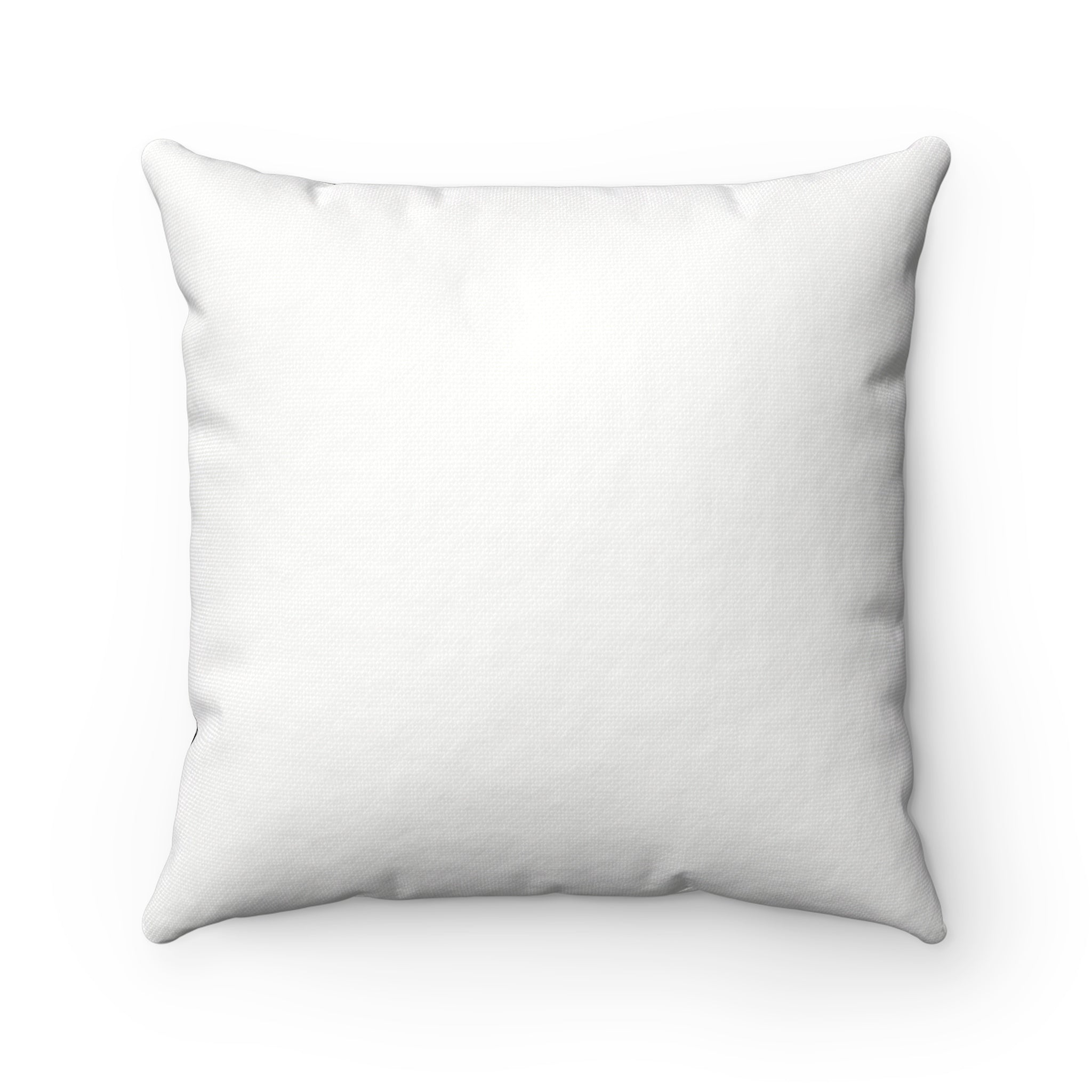 Snow Flake Throw Pillow