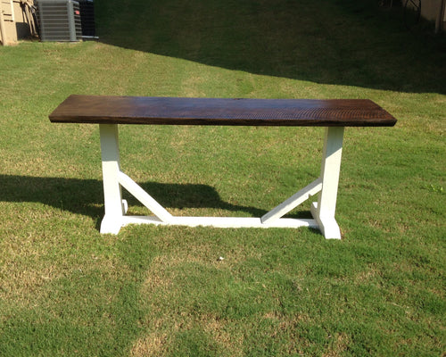 Farm Buffet Table or Desk