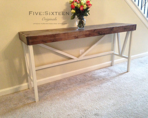 V Console Table