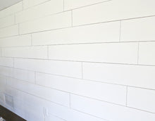 Wallplanks White Classic Peel & Stick Shiplap