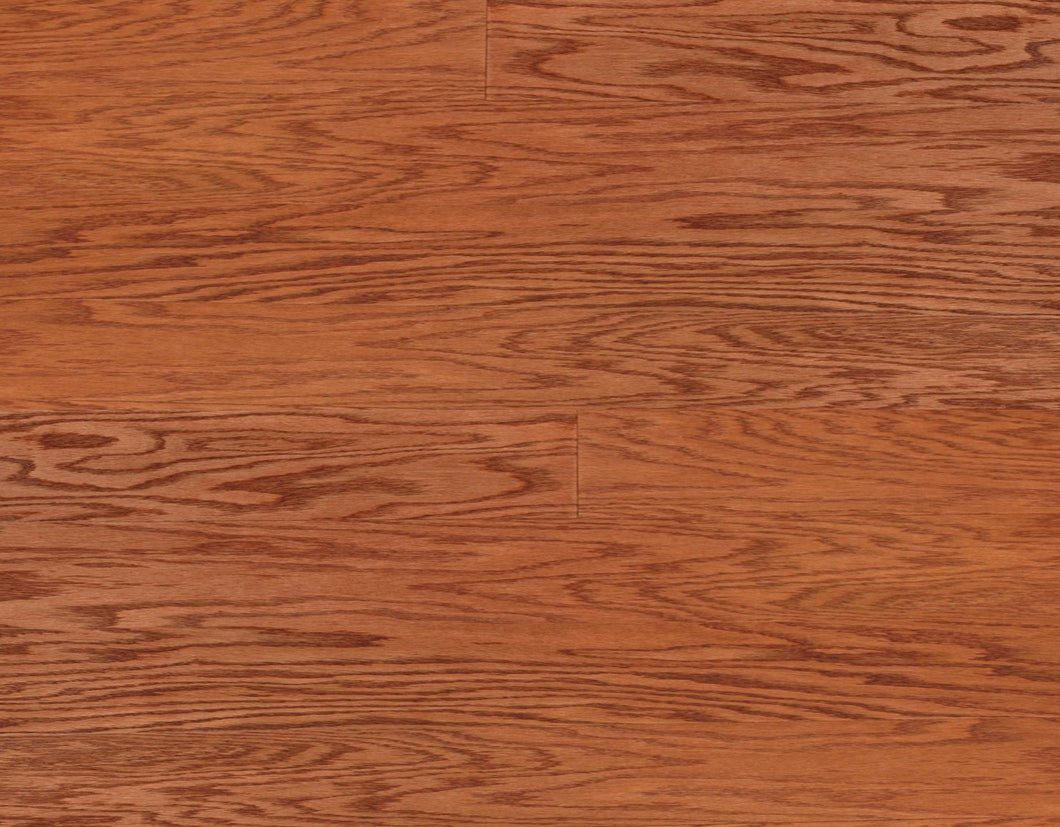 Oak Street Series: Butterscotch Red Oak
