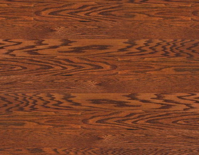 Oak Street Series: Brown Sugar Red Oak (Trade)