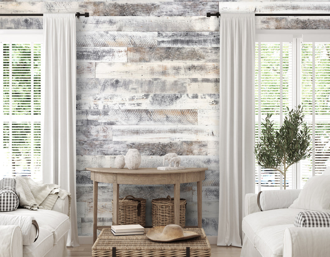 Wallplanks Farmhouse White Originals - Class A