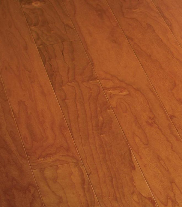 "Natural Cherry - Northern Exotic 5"" wood flooring"