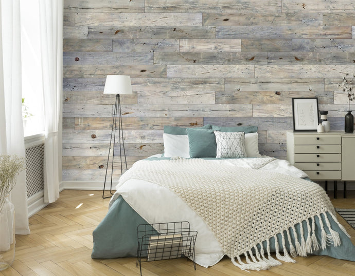 Grey Pine Authentic Reclaimed Barnwood Plank (Trade) - Wallplanks
