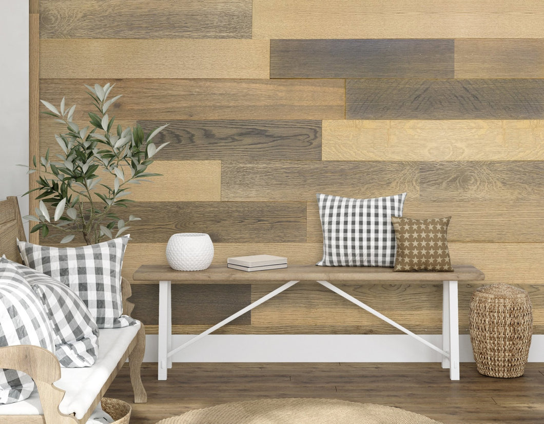 Pepper Originals Hardwood Plank - LIMITED EDITION - Wallplanks