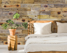 Unfinished Pine Authentic Reclaimed Barnwood Plank (Trade) - Wallplanks