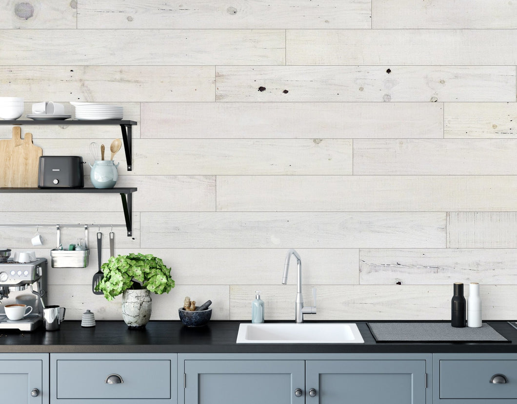 White Pine Authentic Reclaimed Barnwood Plank (Trade) - Wallplanks