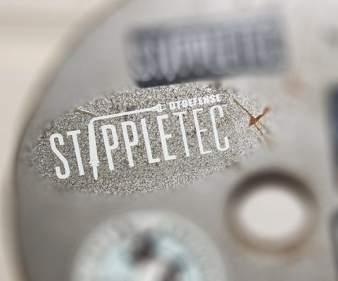 Clear StippleTec Logo