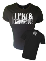 Iron Gods Armed & Dangerous T-Shirt