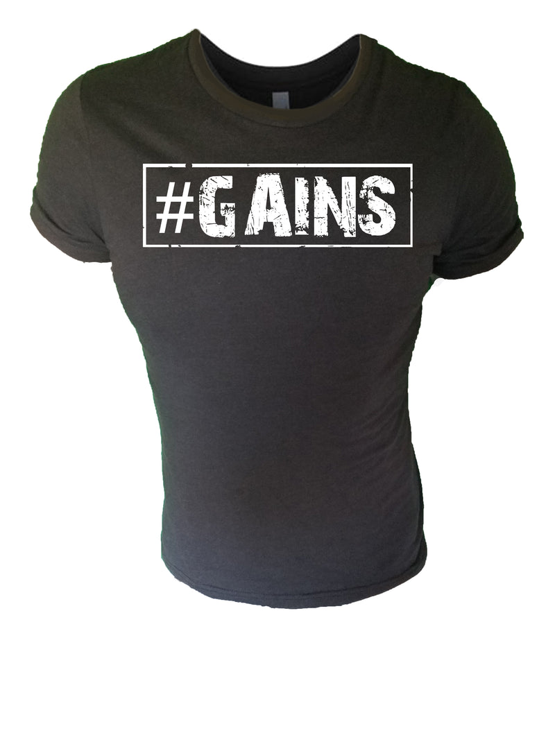 Iron Gods | #GAINS T-Shirt