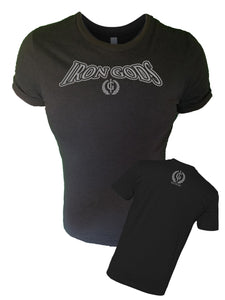 Iron Gods Logo T-Shirt