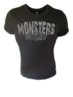 Iron Gods Monster's Do Exist T-Shirt