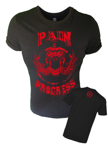 Iron Gods Pain & Progress T-Shirt