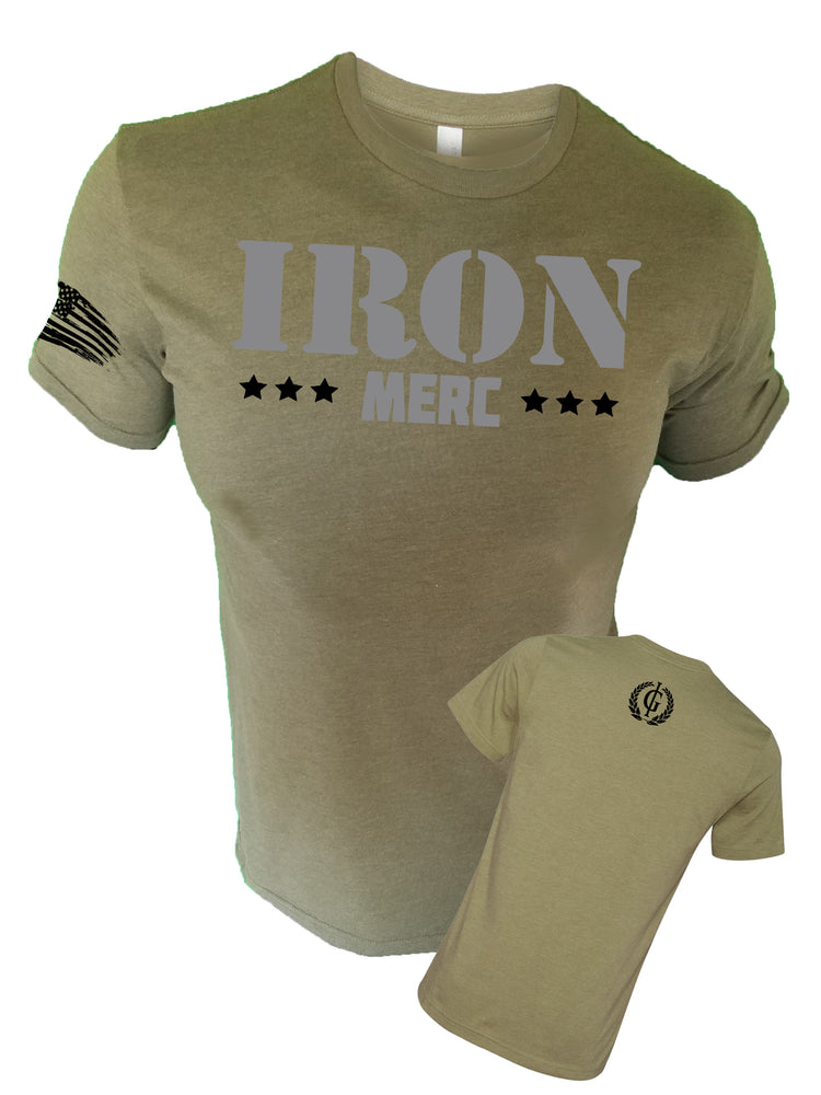 IG Military Muscle Iron Merc