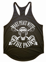 Iron Gods Make Peace W/ The Pain Tank