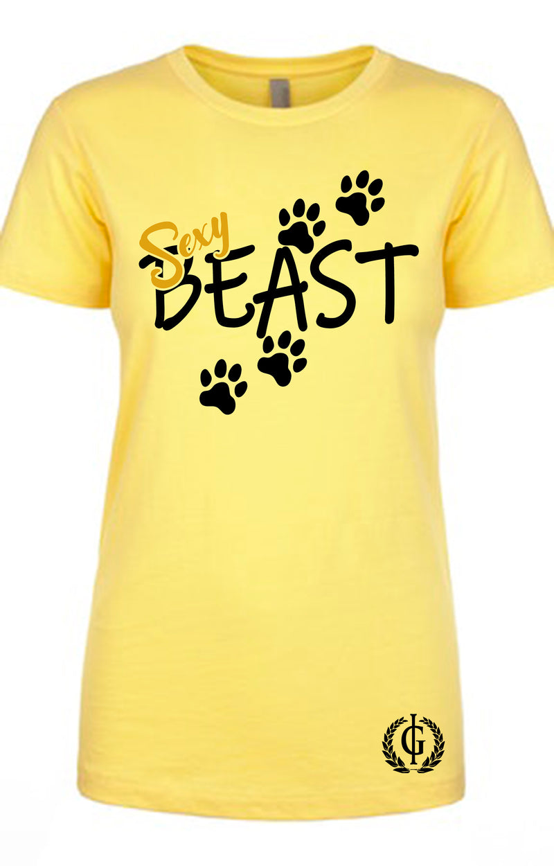 Iron Goddess | Sexy Beast T-Shirt