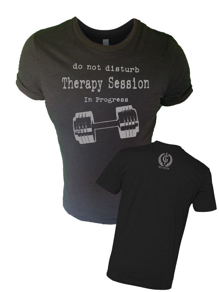 Iron Gods Therapy Session T-Shirt