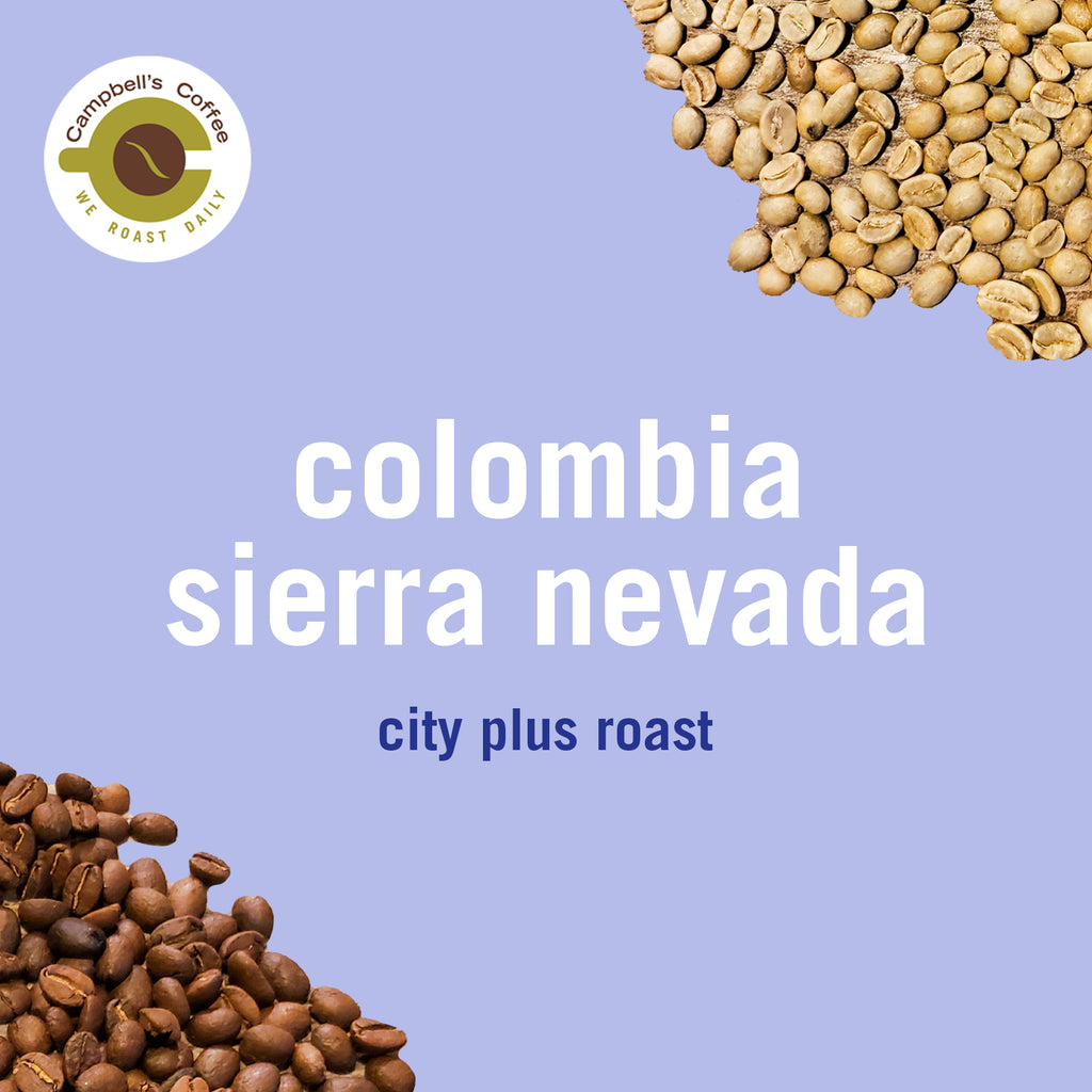 Colombia Sierra Nevada FTO City+