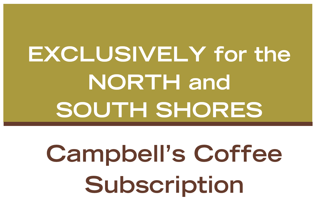 Local Pick-Up Coffee Subscription