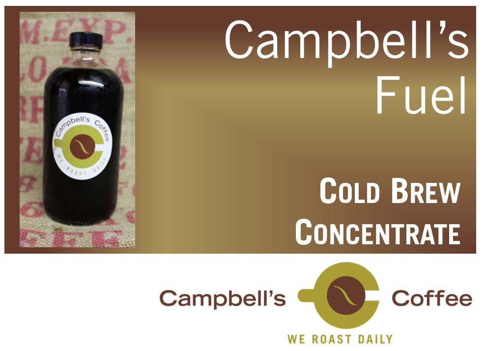 Campbell's Fuel Concentrate