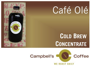 Cafe Ole Concentrate
