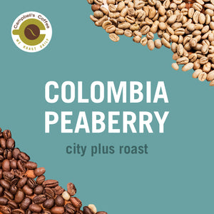Colombia Peaberry City +