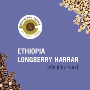 Ethiopia Longberry Harrar City +