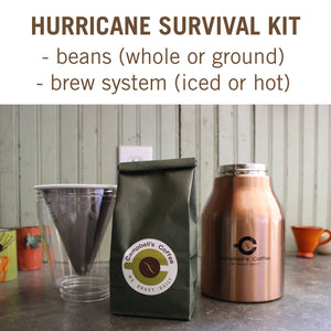 Hurricane Survival Kit #2