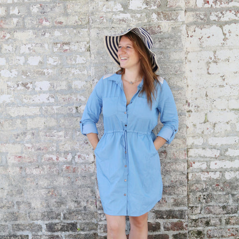 Tennessee Chambray Dress