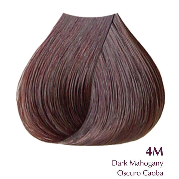 Satin- Dark Mahogany 4M