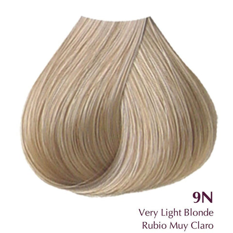Satin- Very Light  Blonde 9N