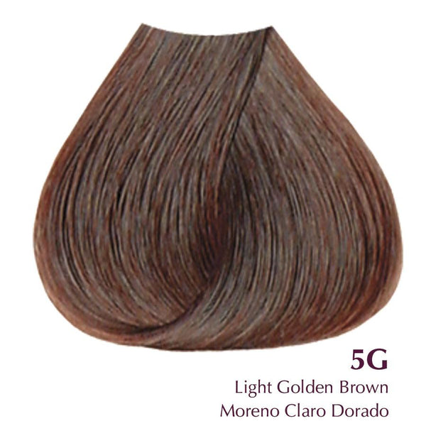 Satin-  Light Golden Brown-5G