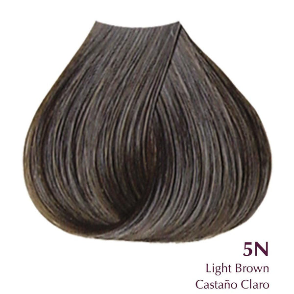 Satin-  Light Brown 5N