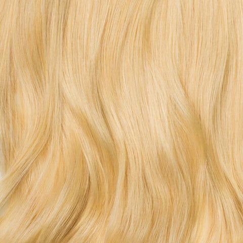 Body Waves Clip in Hair Extensions |   #613 Bleach Blonde