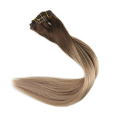 Balayage Color Hair Extensions  4 18 27