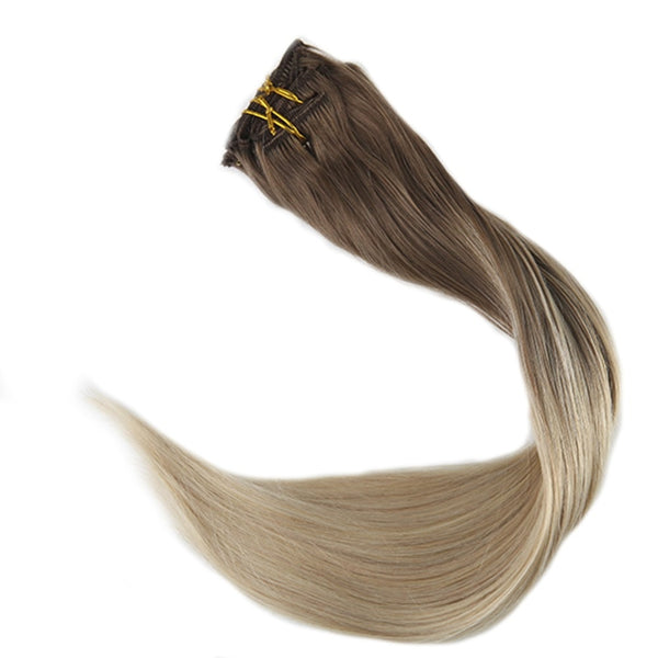 Balayage Color Hair Extensions  8 60