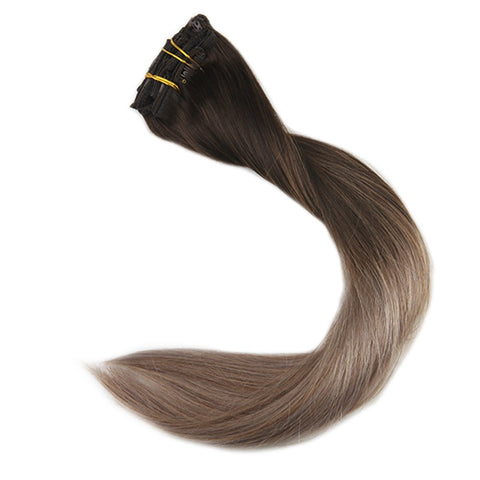 Balayage Color Hair Extensions  2 6 18